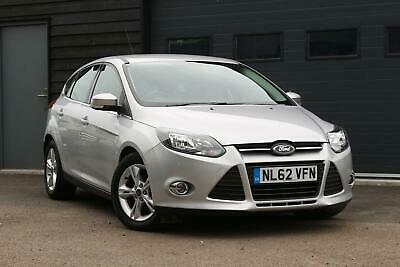 2012 FORD FOCUS ZETEC 1.6TDCi ( 115ps ) 94000 IMMACULATE FULL SERVICE HISTORY