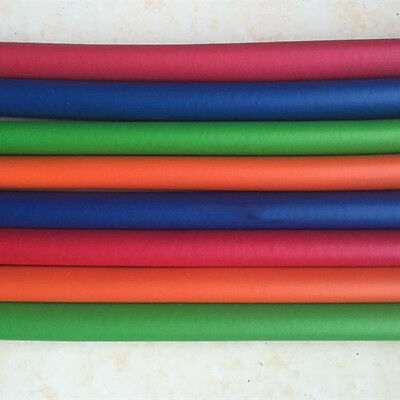1M Multiple Color Lagging Thermal Insulation Pipe Sponge Foam Rubber Tube Wrap