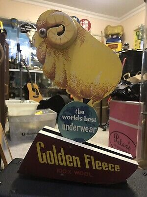 Golden Fleece Ram