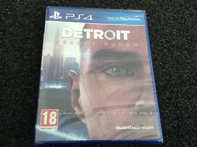 """Detroit Become Human (PS4) """"New & Sealed"""""""