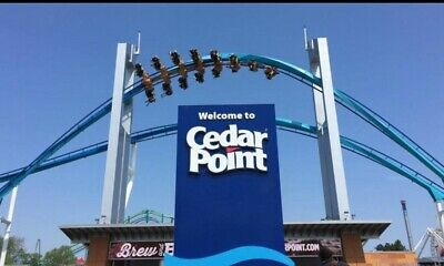Tickets to Cedar Point / Fast Shipping / Low Price