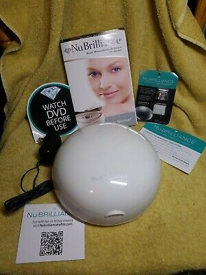 NuBrilliance Microdermabrasion 3 New Diamond Tips and Filters