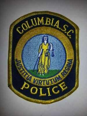 WEST COLUMBIA POLICE Department Shoulder Patch South
