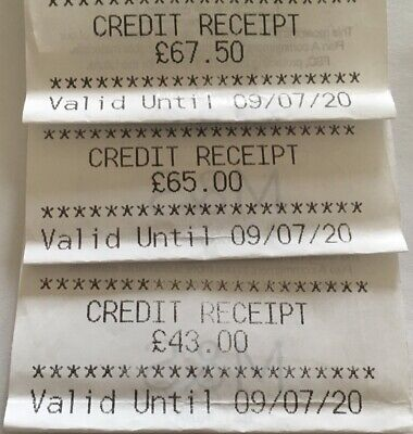 Marks And Spencer Credit Voucher / Note / Gift Voucher - £175.50 M&S