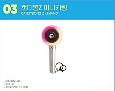 TWICE OFFICIAL MD POP UP STORE IN SEOUL 'Twaii's Shop': CANDYBONG Z KEYRING