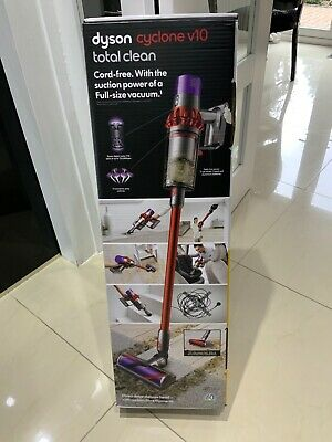 Dyson Cyclone V10 Total Clean Vacuum Cleaner . More Tools Than Absolute
