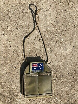 Sord Id Carrier.... With Patch. SASR SOTG 2cdo TBAS SORD Platatac