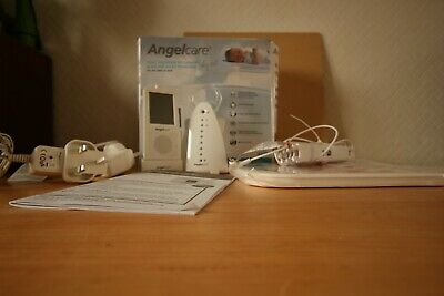 Angelcare Baby Monitor with Movement Sensor Pad (8)