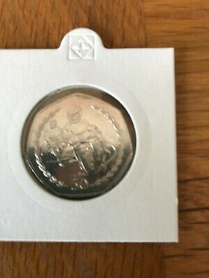 1997 Isle of Man Philip McCallen TT 50p coin - Circulated