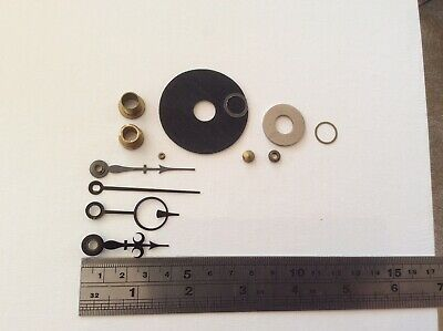 Vintage French Clock Hands - parts or spares, various.