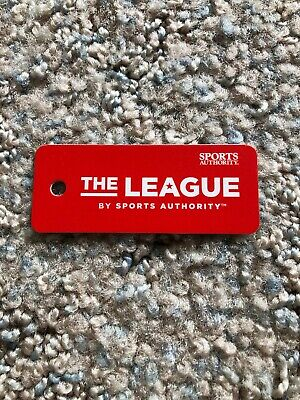 "Sports Authority ""The league"" Discount Card *Out Of Business Collectors Item*"
