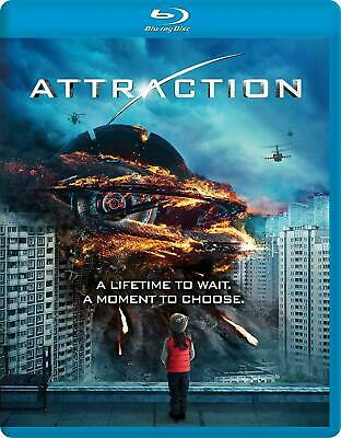 Attraction - Blu-ray (2017) BRAND NEW