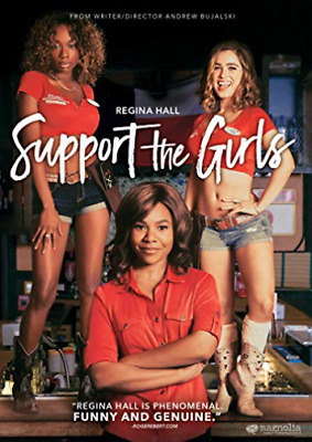`Hall,Regina`-Support The Girls (Us Import) Dvd New