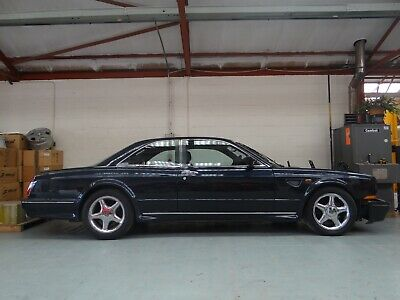 Bentley Continental R Mulliner Wide Body. 2001 'X' Damaged