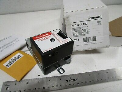Honeywell ML7174A2001 Actuator, Direct Coupled, 24 V