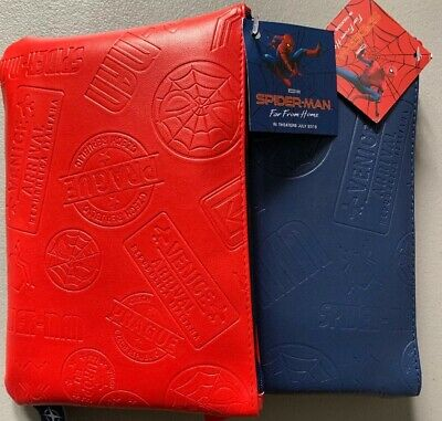 United Airlines Spider-Man Limited Edition Amenity kits NEW 2 Kit Both Kit