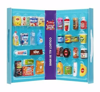 Coles Little Shop 1 - Select from List (Full set available)