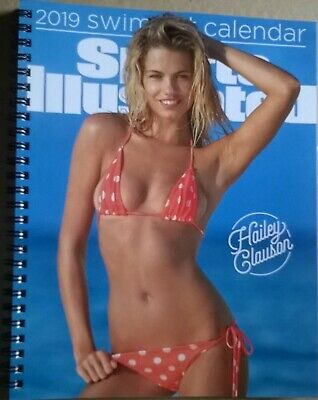 2019 Sports Illustrated Swimsuit Calendar / Diary / Engagement Planner