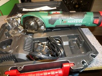 Cordless Universal Shear with Battery and Charger 12v
