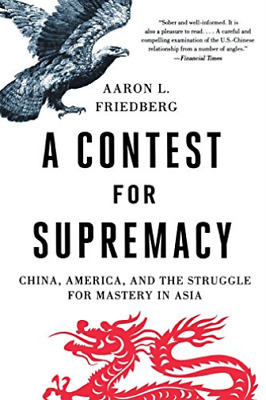 Friedberg, Aaron L.-A Contest For Supremacy (US IMPORT) BOOK NEU