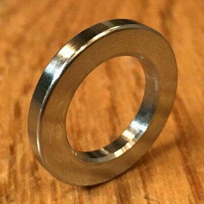 """(2 pc) Extsw 5/8"""" ID x 1"""" OD x 1/8"""" Thick 304 Stainless Washer"""