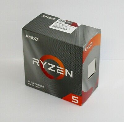 AMD Ryzen 5 3600 3.6GHz 6 Core Processor 3rd Gen with Wraith Stealth Cooler