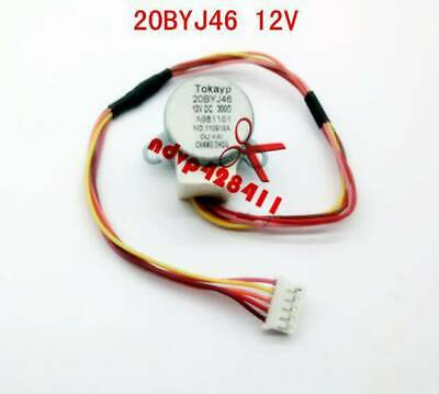 1pcs 20BYJ46 12VDC Synchronous Stepper Motor for Airconditioner