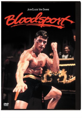 VAN DAMME,JEAN-CLAU-Bloodsport (US IMPORT) DVD NEW