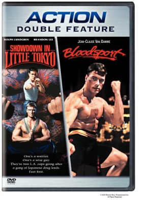 ACTION/ADVENTURE-Showdown In Little Tokyo/Bloodsport (US IMPORT) DVD NEW