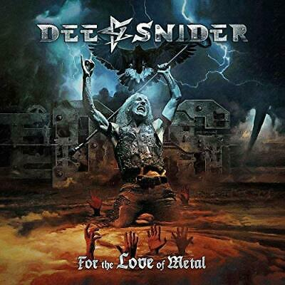 Snider,Dee-For The Love Of Metal (Us Import) Cd New