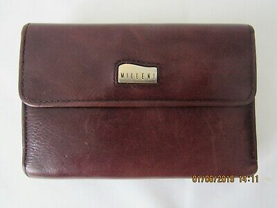 MILENNI - Cogna TONE LEATHER - Ladies WALLET - SINGLE FOLD