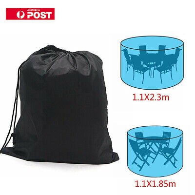 Large Round Waterproof Outdoor Garden Patio Table Chair Set Furniture Cover HOT