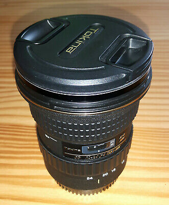 Tokina AT-X PRO SD 12-24mm F4 (IF) DX For Canon [Mint] 7152216