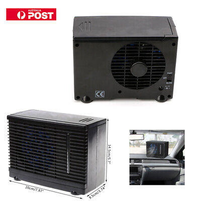 12V Air Conditioner Portable Home&Car Cooler Cooling Fan Water Ice Air Condition