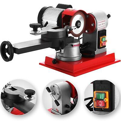 370W Saw Blade Grinder Sharpener Machine Carbide Multi Angle 110V Round POPULAR