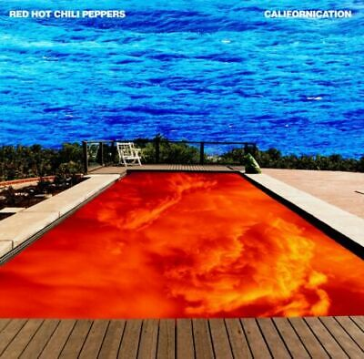 Red Hot Chili Peppers - Californication (1999) CD NEW