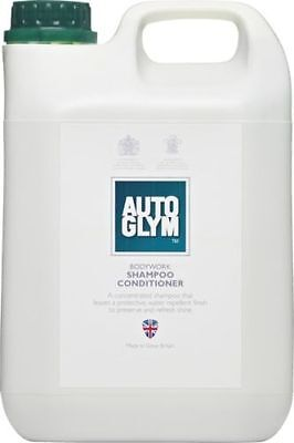 Autoglym Bodywork Shampoo Conditioner Cleaner Car Wash Valeting Soap (2.5 Litre)