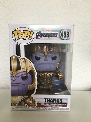FUNKO POP  Avengers  THANOS (453) Marvel Neuf