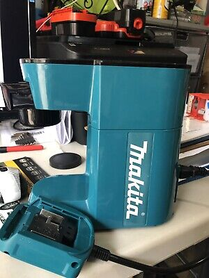 Makita 18v Espresso Machine Cordless Mains Coffee Maker