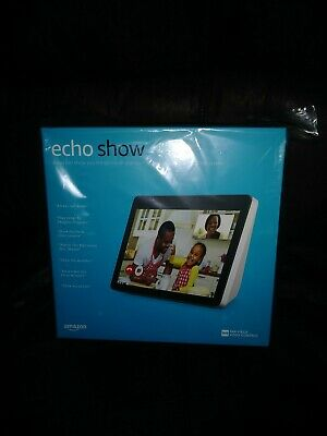 NEW! Amazon Echo Show Alexa Smart Home Control with Video (White) sealed box.