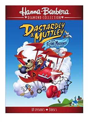 Dastardly & Muttley In Thei...-Dastardly & Muttley In Their Flying: Co Dvd Nuovo