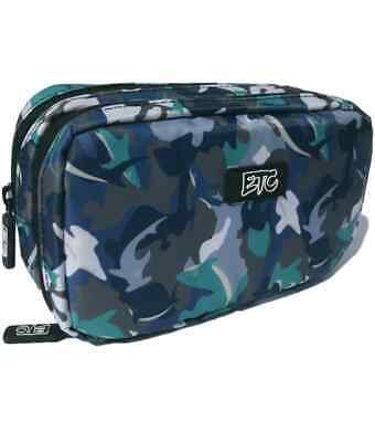 ETC Shark Camo Diabetic Kitbag Adults Diabetes Supply Cases, Bags, Handbags