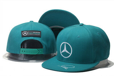NEW 2019 Mercedes AMG F1 Adults Lewis Hamilton Baseball Cap Hat