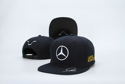 NEW 2019 Mercedes AMG F1 Adults Lewis Hamilton Baseball Cap Hat E2