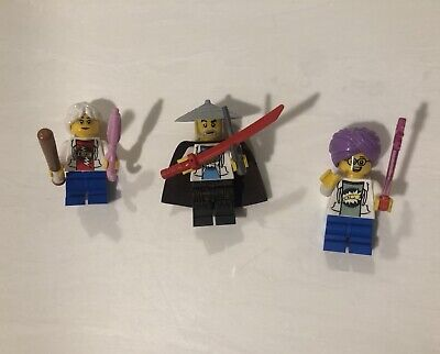 LEGO 2019 SDCC San Diego Comic-Con Lot of 2 Exclusive Torsos For