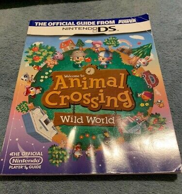 Welcome To Animal Crossing Wild World Nintnedo Power Strategy Guide