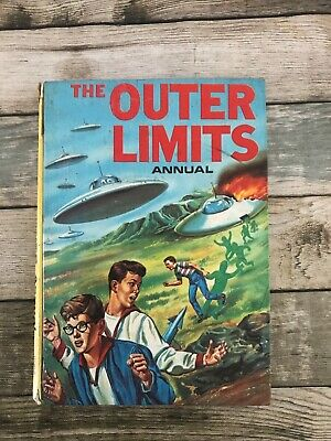 uk comics annuals Outer Limits