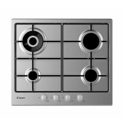 Candy CHW6BR4WX Built-in Gas Stainless steel