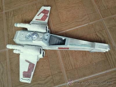 Nave Star Wars: X-Wing - 35 cm de largo - Defectuosa