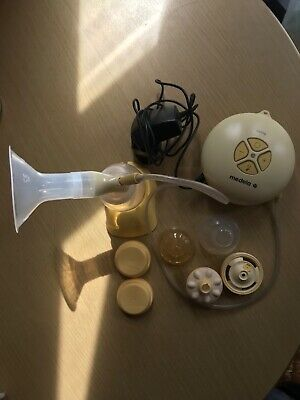 Medela Swing Single Breast Pump with Calma Teat. Barely used.